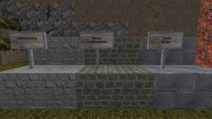 BackyardCraft [1.11.2] [1.10.2] [1.9.4] [1.8.9] (64x, 128x, 256x, 512x)