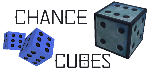 Chance Cubes [1.12] [1.11.2] [1.10.2] [1.7.10]