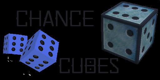 Chance Cubes [1.12.2] [1.11.2] [1.10.2] [1.7.10]