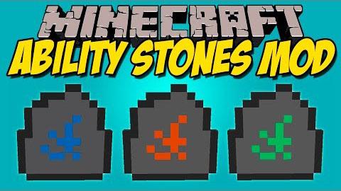 Ability Stones 1.8.9