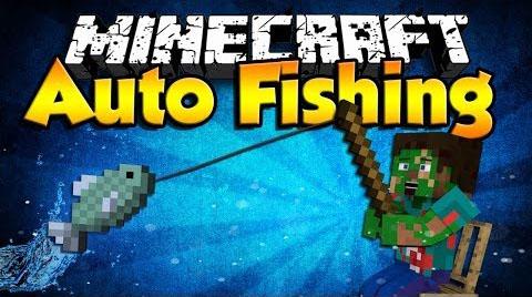AutoFish - автоматическая рыбалка [1.13.2] [1.12.2] [1.10.2] [1.7.10]