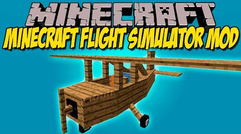 Flight Simulator [1.10.2] [1.9.4] [1.8.9] [1.7.10]