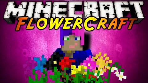 Flowercraft-Mod