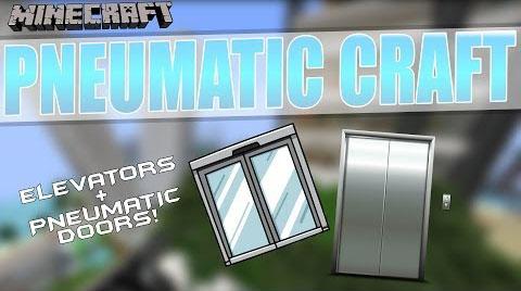 PneumaticCraft - пневматические механизмы [1.12.2] [1.8.9] [1.7.10]