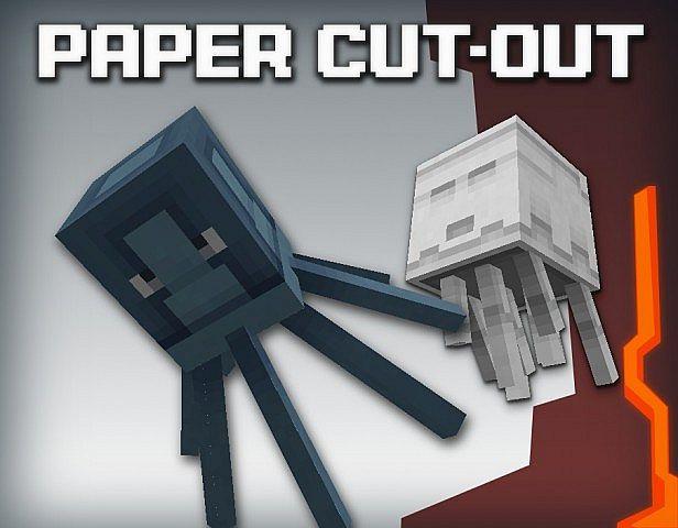 Paper Cut-Out [1.10.2] [1.9.4] [1.8.9] (16x)