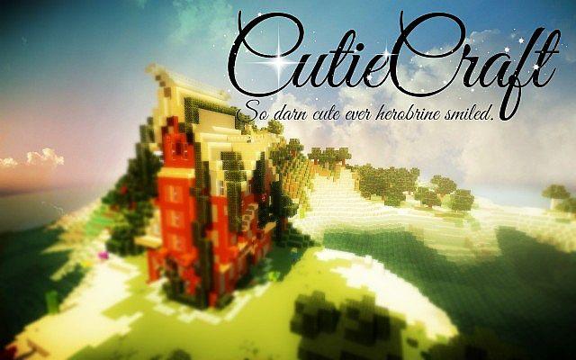 CutieCraft [1.11.0] [1.10.2] [1.9.4] (16x)