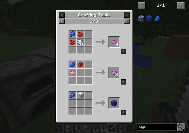 Just Enough Items (JEI) [1.14.3] [1.13.2] [1.12.2 - 1.8.9]