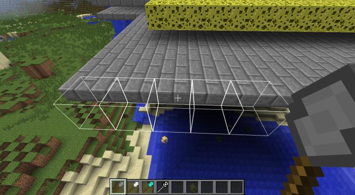 Better Builder's Wands - жезлы строительства [1.12.2] [1.11.2] [1.10.2] [1.7.10]