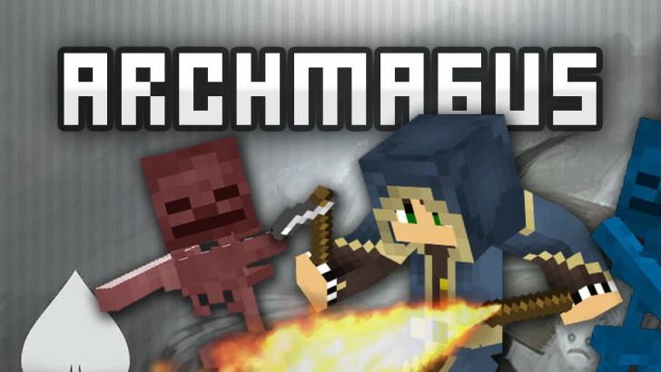 Archmagus 1.8.9/1.7.10
