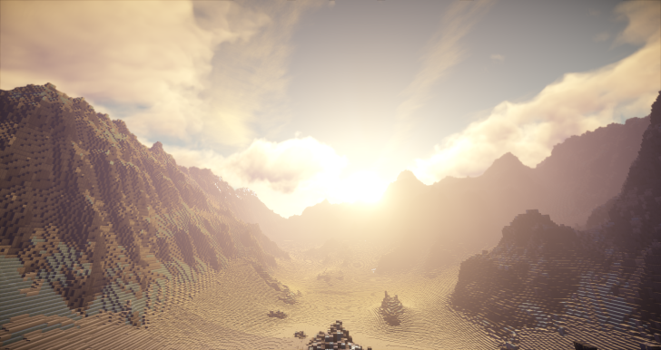 Continuum Shaders [1.14.3] [1.13.2] [1.12.2 - 1.7.10]