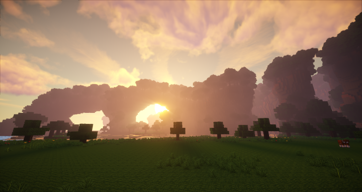 Continuum Shaders [1.11.2] [1.10.2] [1.9.4] [1.8.9]