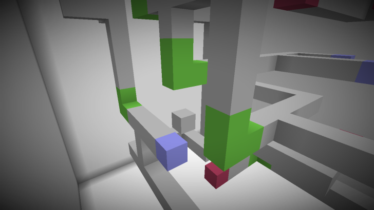 Flipped: Walk On Walls Map 1.9.2/1.9