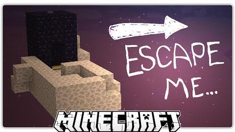 Escape Me Puzzle Map 1.8.9/1.8