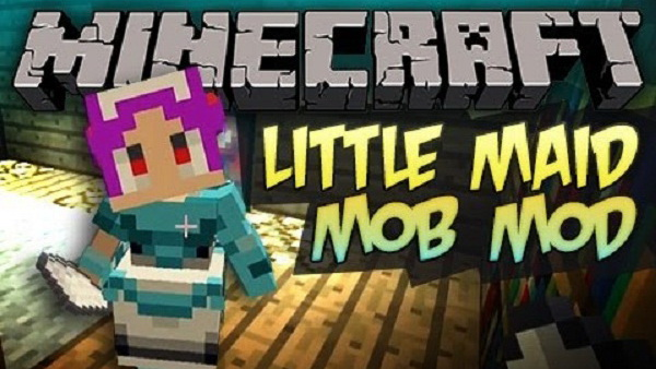 littleMaidMob 1.8.9/1.8/1.7.10