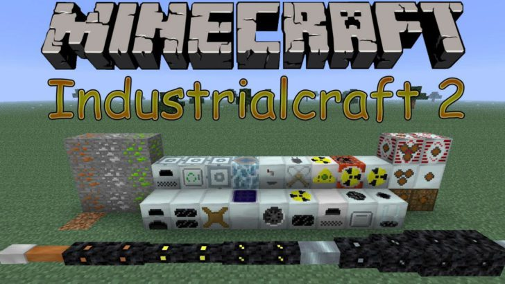 Industrial Craft 2 [1.10.2] [1.9.4] [1.8.9] [1.7.10]