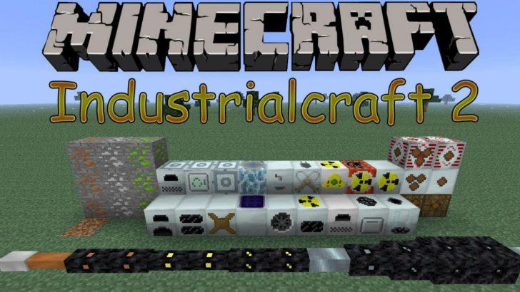 Industrial Craft 2 [1.12.2] [1.11.2] [1.10.2] [1.7.10]