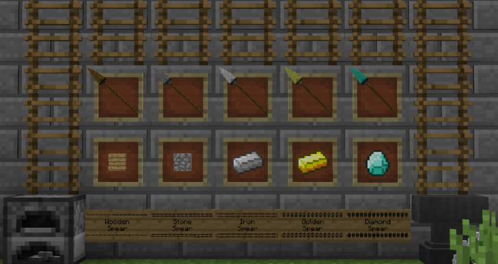Kaishi's Weapon Pack [1.10.2] [1.9.4]