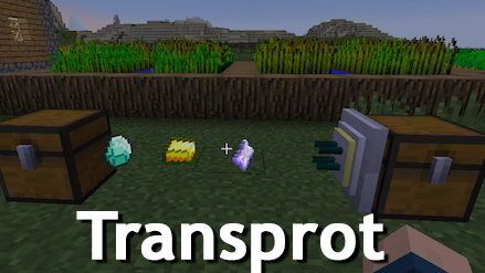 Transprot [1.11.2] [1.10.2] [1.9.4]