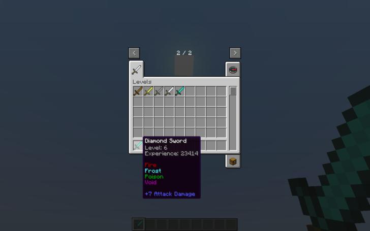 Levels [1.11.2] [1.10.2] [1.9.4] [1.7.10]