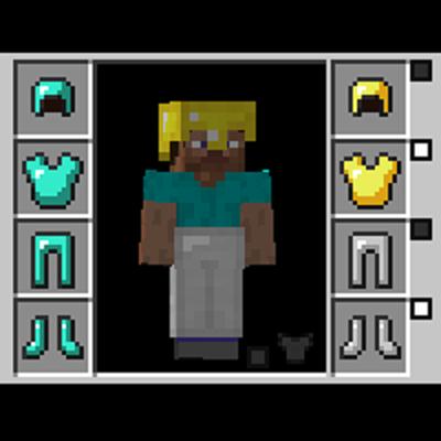 Cosmetic Armor Reworked - скрытая броня [1.13.2] [1.12.2] [1.11.2] [1.10.2] [1.7.10]