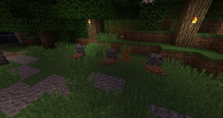 GraveStone [1.12.2] [1.11.2] [1.10.2] [1.9.4]