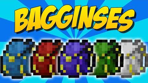 Bagginses [1.10.2] [1.9.4] [1.8.9] [1.7.10]
