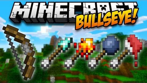 Bullseye [1.12.2] [1.11.2] [1.10.2] [1.9.4]