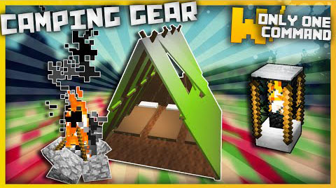 Camping Gear [1.9.4]