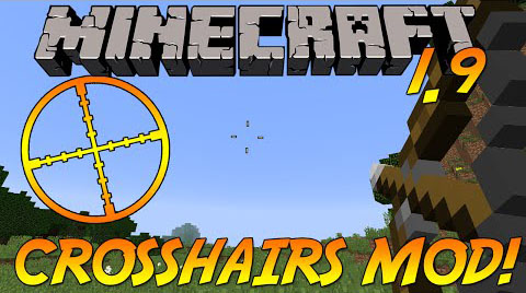 Custom Crosshair [1.11.2] [1.10.2] [1.9.4] [1.8.9] [1.7.10]
