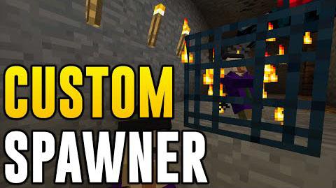Custom Mob Spawner [1.8.9] [1.7.10] [1.6.4]