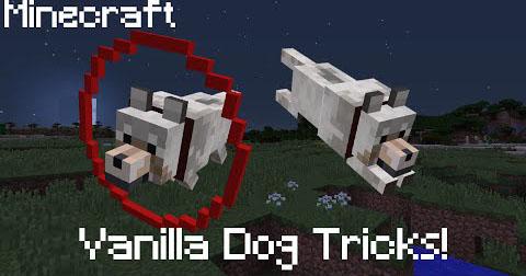 Dog Tricks [1.10.2]