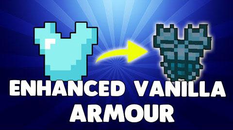 Enhanced Vanilla Armors [1.7.10]