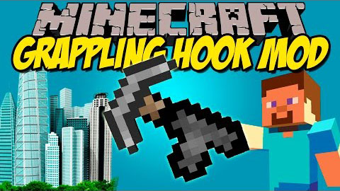 Grappling Hook [1.12.2] [1.11.2] [1.10.2] [1.7.10]