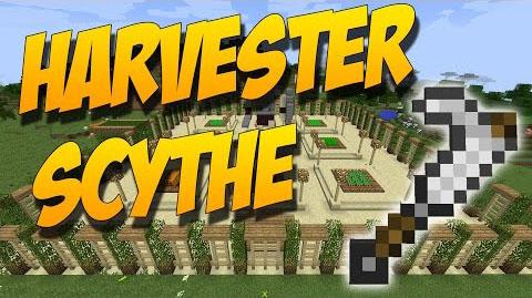 Harvester Scythe [1.10.2]