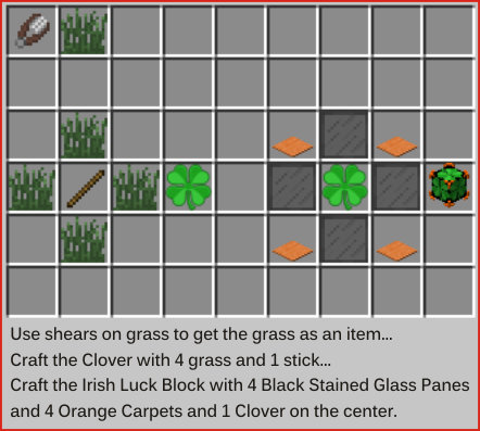 Irish Luck [1.10.2] [1.9.4] [1.9]