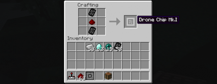 Custom Drones [1.10.2] [1.9.4] [1.8.9]