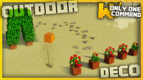 Outdoor Decorations [1.10.2] [1.9.4]