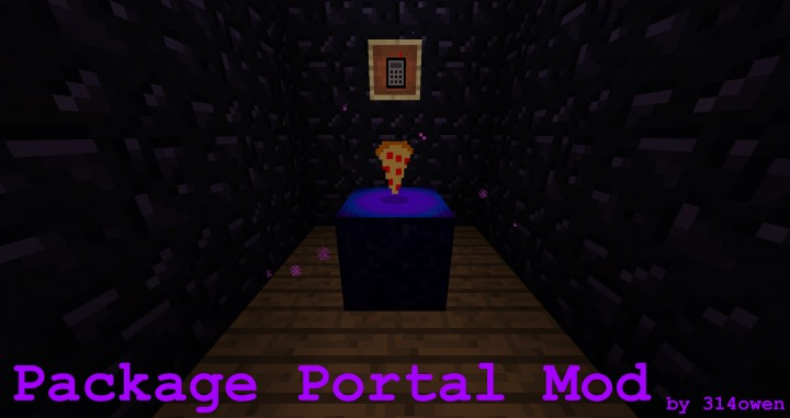 Portal Packages [1.8.9]