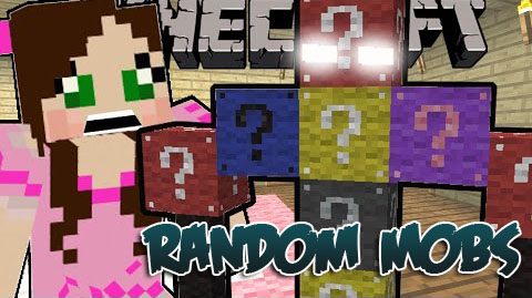 Random Mobs [1.7.10]