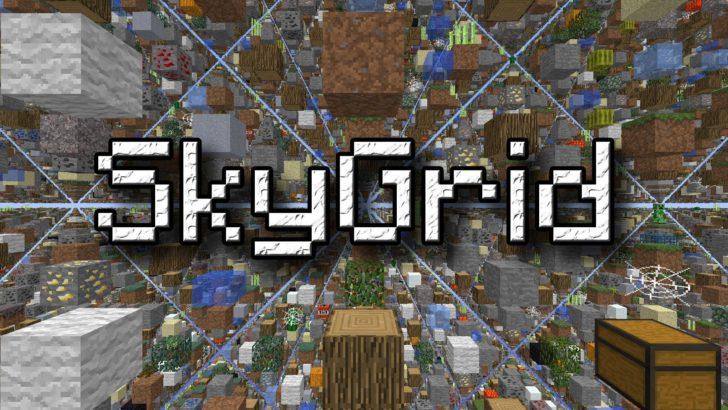 SkyGrid [1.10.2] [1.9.4] [1.8.9] [1.7.10]