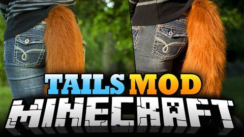 Tails [1.12.2] [1.11.2] [1.10.2] [1.7.10]