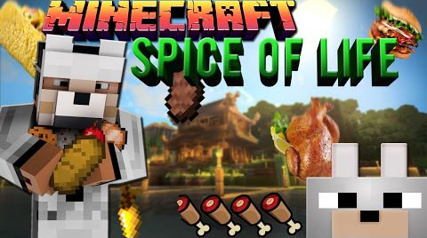The Spice of Life [1.12.2] [1.11.2] [1.10.2] [1.7.10]
