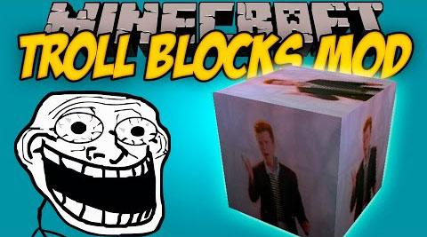 Troll Blocks [1.7.10]