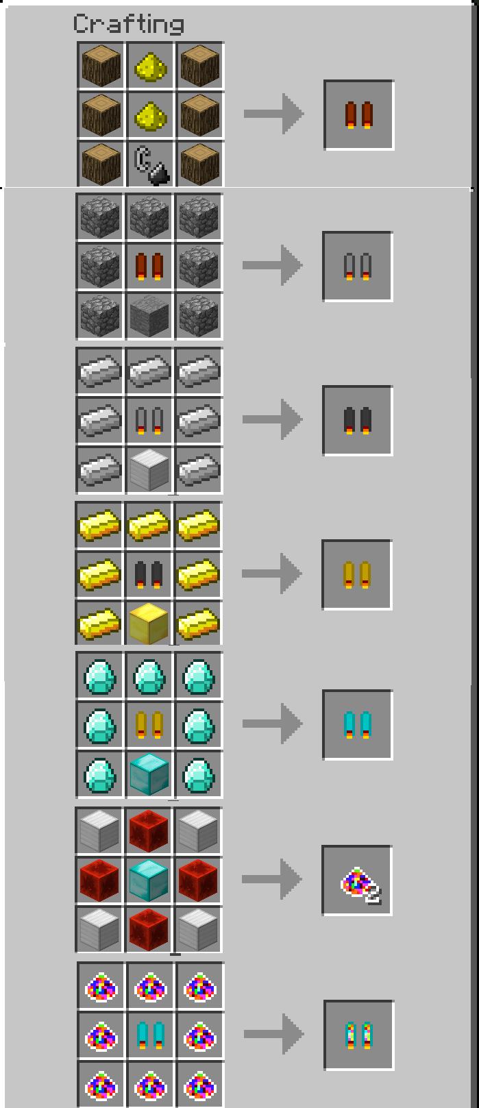 Just Jetpacks - простые джетпаки [1.11.2] [1.10.2] [1.9.4]