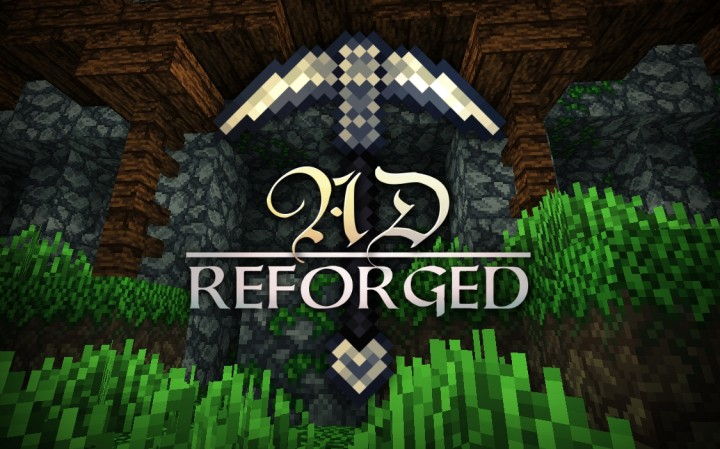 TheVoid's AD-Reforged [1.10.2] [1.9.4] [1.8.9] (32x)