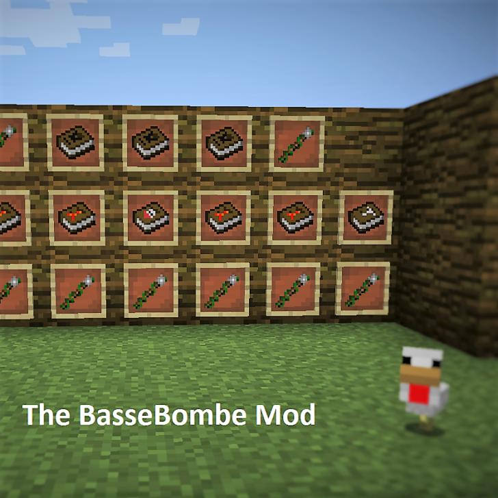 BasseBombeCraft [1.11.2] [1.8.9]