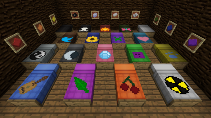 MultiBeds [1.11.2] [1.10.2] [1.9.4] [1.8.9]