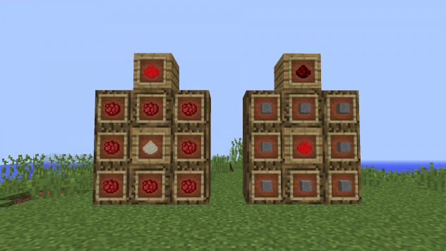 Crafting Redstone [1.8.9] [1.8] [1.7.10]