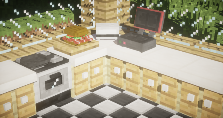 Kitchen [1.7.10]