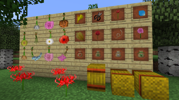 Floricraft [1.12.2] [1.11.2] [1.10.2]